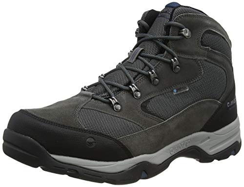 Hi-Tec Men's Storm WP Wide Walking Shoe,...