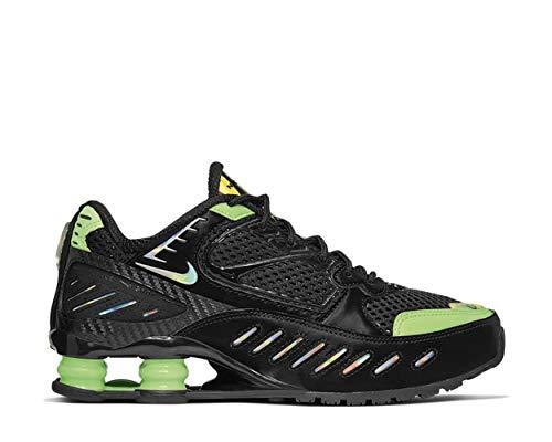 Nike Womens Shox Enigma Sp Ck2084-002, nero (Nero Lime Blast Verde), 36.5 EU