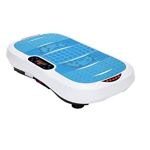 CLING Vibrationsplatte,Ultra-leiser Motor, super tragend / 99 Dateien optional/Magnetmassage,Schwingungsfrequenz des menschlichen Körpers 69800 Grad