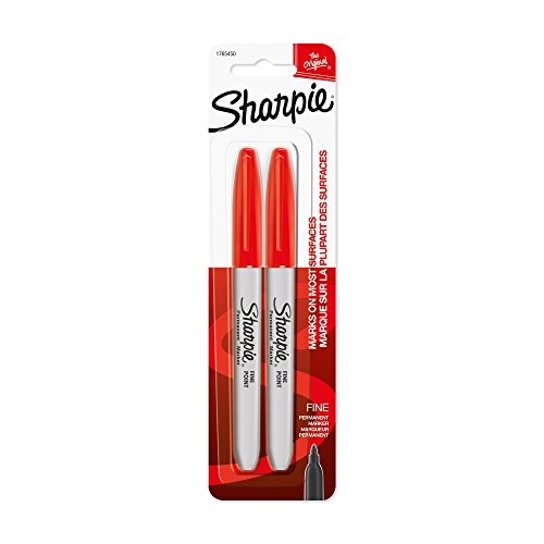 Sharpie Permanent Markers, Fine Point