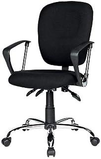Silla de escritorio / oficina Profesional Realspace Atlas inclinación synchro negro