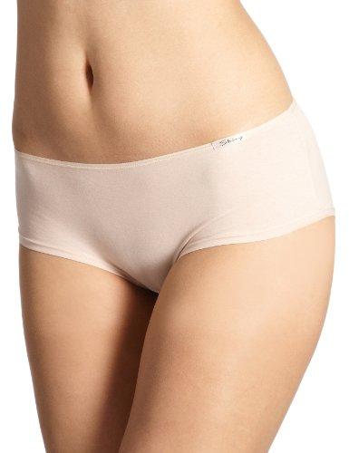 Skiny Damen Panties Essentials Light Panty, Elfenbein (Skin 9622), 40