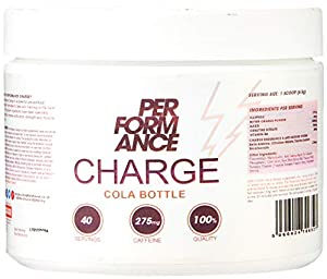 Bodybuilding Warehouse Performance Charge Supplement, Cola Bottle
