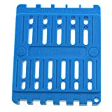 E-outstanding Blue DIY Coil Trimming Cutter Cutting Tool for Prebuilt Wire Coil Ruler Trimmer