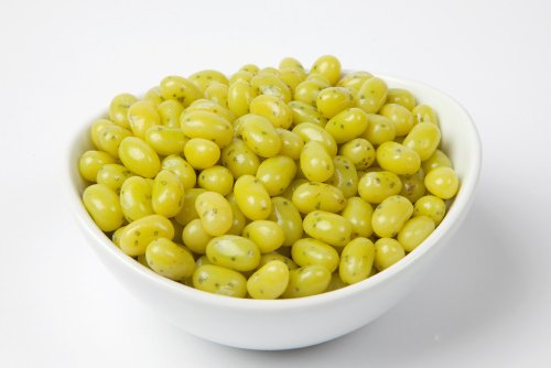 Jelly Belly Juicy Pear jelly beans (10 Pound Case) - Green