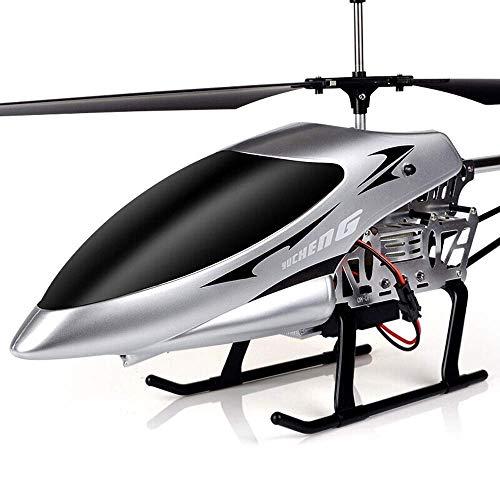 FYRMMD Resistencia a la caída de radio helicóptero remoto avión avión 3.5 Ch Gyro incorporado Anti-colisión RC Dr(coche de control remoto)