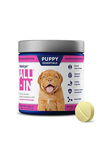 Vetericyn All-in Dog Supplement for Puppies
