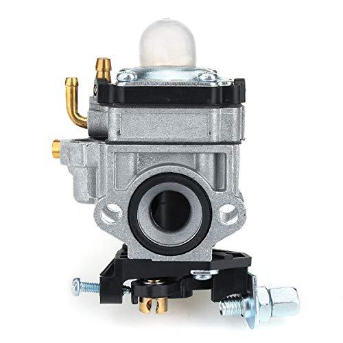 Carburador de la Motocicleta Universal For Echo SRM 260S 261S Césped Carb W/Junta # BC4401DW 10mm Condensador de Ajuste del carburador Carburador de la Motocicleta de Carb