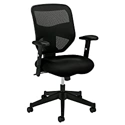 Last  but not least  another affordable mesh back office chair for people  who want a good lumbar support and hand rest features  This chair has  pneumatic  5 Best Mesh Back Office Chairs That are Super Cheap   Best  . Good Chairs For Back. Home Design Ideas