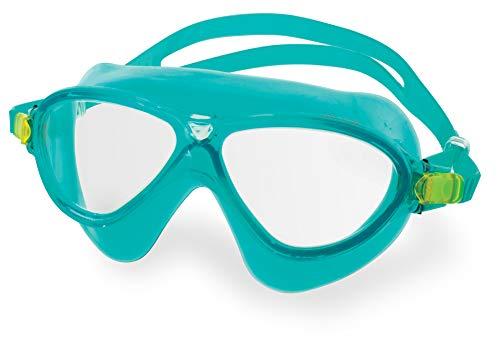Seac Unisex-Youth Ricky Schwimmmasken-Brille für Kinder, ideal für Schwimmbad und Freiwasser, aquamarin LT, Klein