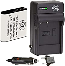 BM Premium LB-060 Battery and Charger for Kodak PixPro AZ251, AZ361, AZ362, AZ365, AZ421, AZ501, AZ521, AZ522, AZ525, AZ526 Cameras