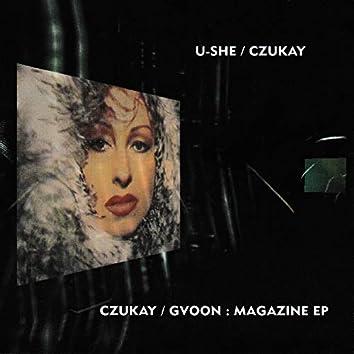 Magazine EP