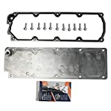 LAFORMO LS Gen4 Engine Valley Cover Kit LS2/LS3/LS7 With Gasket wo/PCV # 12598832+12610141