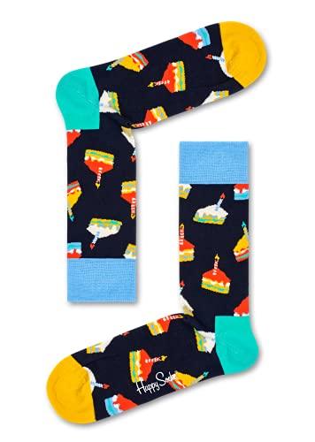 Happy Socks Geschenkbox BIRTHDAY GIFT BOX XBDC02-6500 Mehrfarbig, Size:41-46
