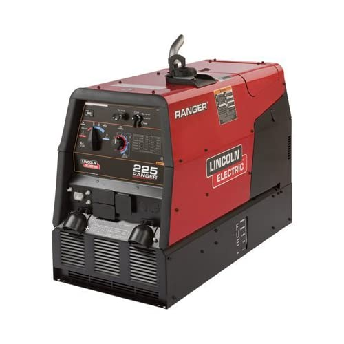 amazon com: - lincoln electric ranger 225 welder/generator - 10,500 watts,  model# k2857-1: home improvement