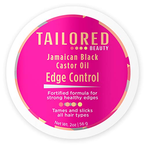 Tailored Beauty Jamaican Black Castor Oil Moisture & Shine Edge...