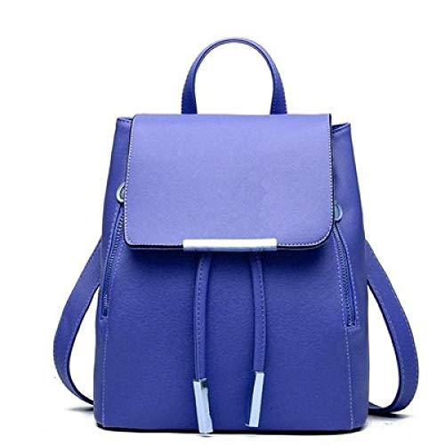 BebiMochila, bolso de mujer portátil, bolso de hombro de mujer de gran capacidad-azul marino