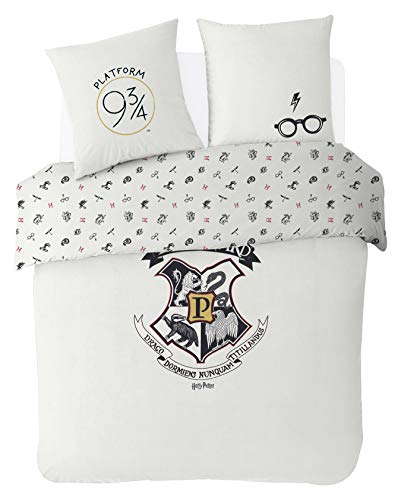 Parure da Letto di Harry Potter, 200 x 200 cm