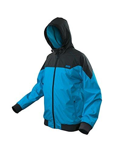 IXS Jacket Spezia - Cortavientos para Hombre, Color Azul, Talla M