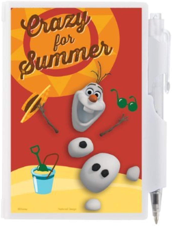 National Design Disney Frozen Olaf Pocket Notes by National Design