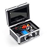 """7"""" Color LCD Hd Underwater Video Camera System 600Tv Lines Fishing Finder"""