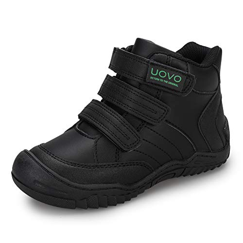 UOVO Boys Trainers Kids Hiking Shoes Mid-Calf Sneakers Children Water...