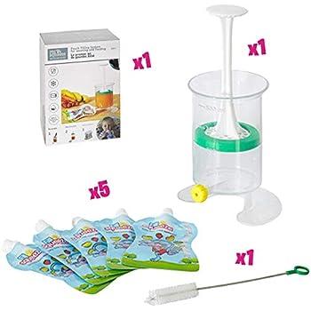 Nuby NT67753 - Recambios para alimentador antiahogo: Amazon.es: Bebé