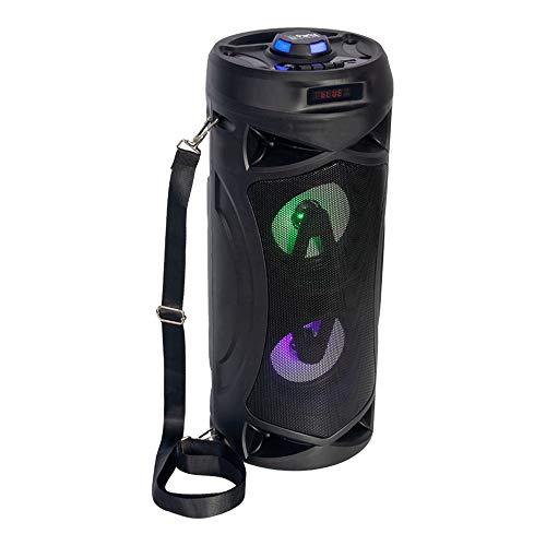 PLS PARTY-BAZOOKA Bluetooth Soundbox Lautsprecher Soundsystem tragbar