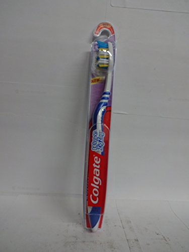 Colgate Wave Zigzag Full Head Soft Toothbrush Soft Full (Pack of 12) (Colors May Vary)