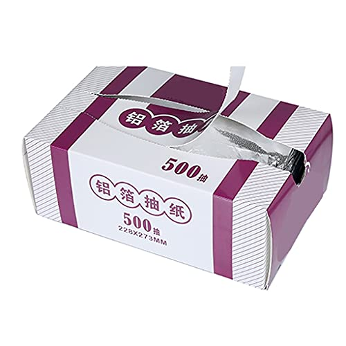 XYSQ Aluminiumfolie-Pumppapier - 500...