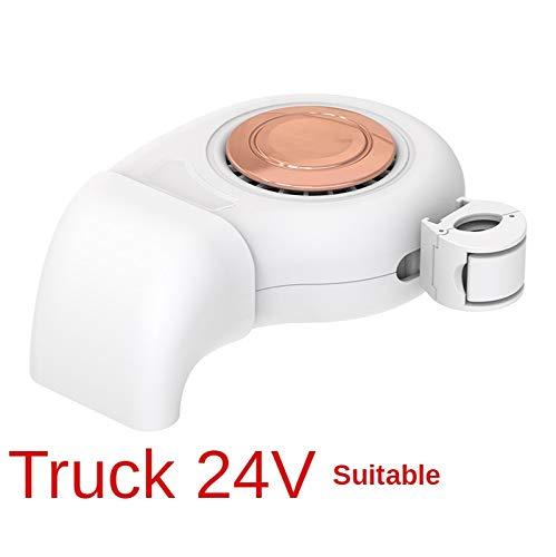 SEHNL Ventiladores de calefacción de automóviles portátil 12V 24V Auto Camión Interior Defroster Rápidamente Bajo Ruido Invierno Calentador Eléctrico ABS Madera DEFOGGER Ventilador Furgoneta