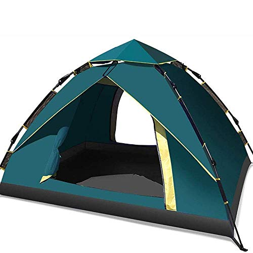 YASE-king Camping Tent Automatic Instant Pop-up Waterproof Camping Beach Trekking Camping Tent 230 * 200 * 135cm
