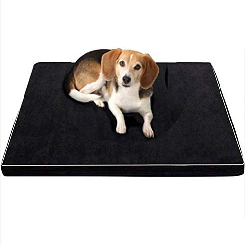 Cama para Perro Mascota, Espuma viscoelástica para Gato, Cachorro, sofá, cojín para Nido, colchón ortopédico Inferior Oxford, Camas para Perros medianos Grandes