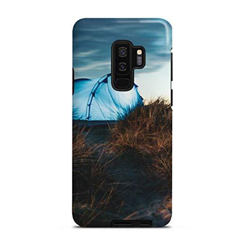 artboxONE Tough-Case Handyhülle für Samsung Galaxy S9 Plus Camp Sylt von Florian Kunde