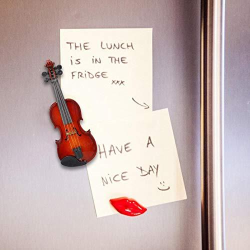 Modelo de violín, con delicada caja de regalo, tilo, aspecto hermoso, accesorio de decoración, para oficina