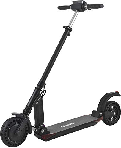 UrbanGlide Ride 81 Boost Patinetes eléctricos, Unisex-Adult, Black, XL