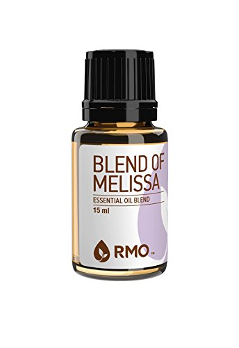 Rocky Mountain Oils - Blend of Melissa - 15 ml - 100% Pure and Natural Essential Oil Blend