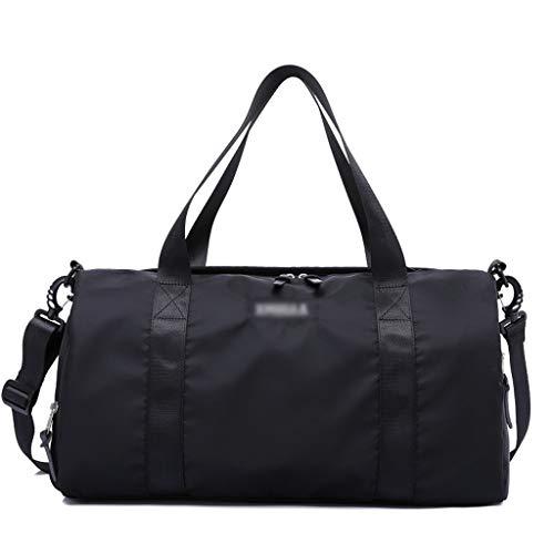 ZXC Home Handtas, outdoor, reis, opbergtas van polyester + Oxford-weefsel, grote capaciteit, school, schoudertas, bagagetas, sport, multifunctioneel, keuze uit 3 kleuren