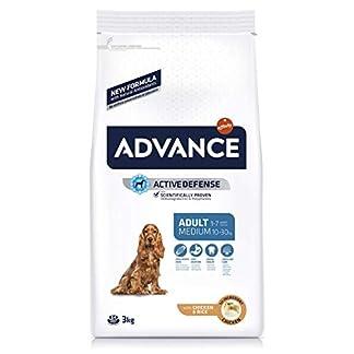 Advance Dog Food Medium Adult 3kg 7