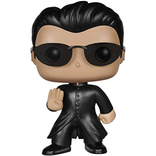 Funko Pop Movies : The Matrix - Neo 3.75inch Vinyl Gift for Movies Fans SuperCollection