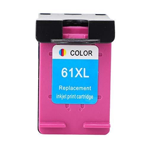 Hergebruikte inktpatronen vervangende inktpatronen printer navulbare inktcartridge geschikt voor HP 61 XL Officejet 2620 4639 Deskjet 1000 1050 2000 printer kleur
