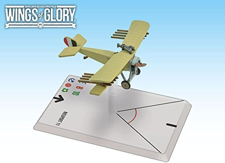 Wings of Glory  WW1  Nieuport 11