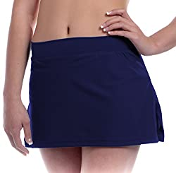 Womens Straight Dance Skirt by Bailar Dancewear