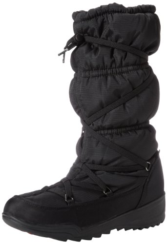 Hot Sale Kamik Women's Luxembourg Snow Boot,Black,7 M US