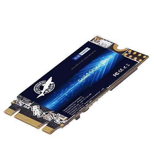 SSD SATA M.2 2242 500GB Dogfish Ngff Unidade de estado sólido interna Disco rígido de alto desempenho para laptop de mesa SATA III 6 Gb/s Inclui SSD 512gb 500gb 480gb (500GB, M.2 2242)