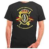 Camiseta Guardia Civil Grupo Acción Rápida. Tallas de S a XXXL (L)