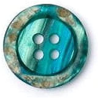 - 11mm 90 20 x fisheye boutons-taille 18 royal bleu