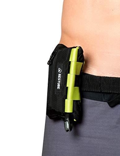 Restube Sports Sicherheitsboje, Unisex-Erwachsene, Sports, Limettengrün, Einheitsgröße