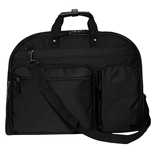 SANDGLASS ガーメントバッグ 2WAY 2〜3泊対応 出張 ガーメントバッグ ガーメントケース スーツ入れ ハンガーケース