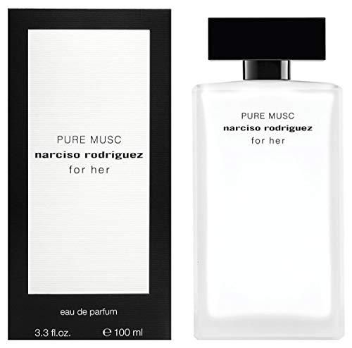 Narciso Rodriguez FOR HER PURE MUSC edp vapo 100 ml - kilograms
